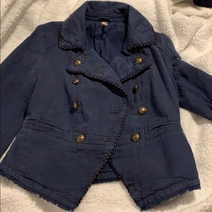 New free people jacket